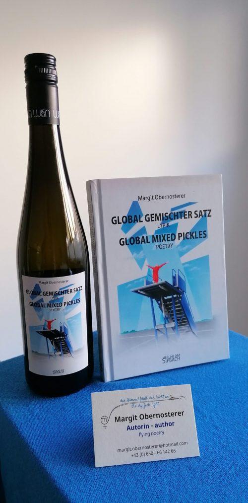 Buch, Wein, Visitkarte (1)